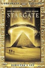 Stargate (DVD, 2003, Ultimate Edition DVD) With Booklet And  Embossed Slipcover