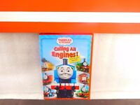 Thomas & Friends Calling All Engines on DVD