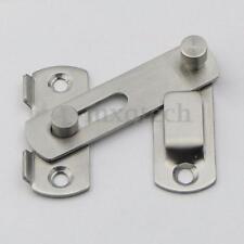20x50x70mm Stainless Steel Home Safety Gate Door Bolt Latch Slide Lock Hardware