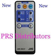 JVC RM-RK31 Genuine OEM Original Remote Control Car Audio Stereo Remote Control