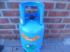 Kältemittel, Kältemittelflasche 10 kg, gebraucht,  leer