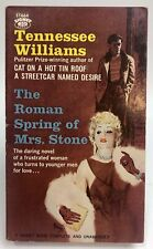 ROMAN SPRING OF MRS. STONE Tennessee Williams SIGNET gga