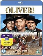 Oliver! [Bluray] [1968] [Region Free] [DVD]