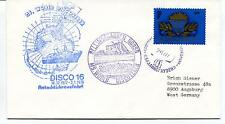 1977 MS World Discover DIsco 16 Antarktiskreuzfahrt Polar Antarctic Cover