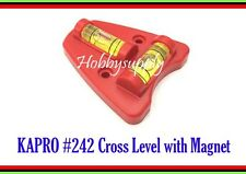 KAPRO #242 Mini. Cross Level Picture Hanging with Magnetic base x 1