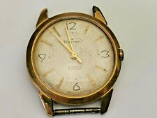 Rare Vintage Wostock Cal 2209 USSR Men's 18 Jewels Wrist Watch, Working