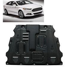 Under Engine Splash Shield Guard Mudguard Black For Ford Fusion Mondeo 2013-2017