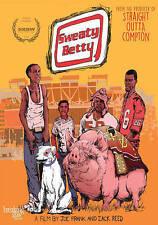 Sweaty Betty (DVD) 1000-pound Pig Mascot Comedy BRAND NEW