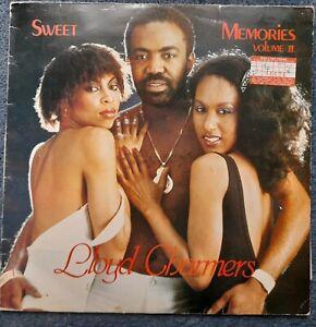 LLOYD CHARMERS  sweet memories vol. 2 SARGE RECORDS.