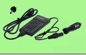 * Kensington / Dell Auto / Air 70W Notebook Computer Power Adapter 33227 NEW *