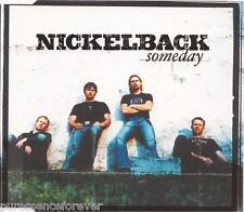 NICKELBACK - Someday (UK 4 Track Enhanced CD Single)