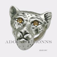 Authentic Lori Bonn Silver On The Prowl bonn bons Slide Charm 212113C