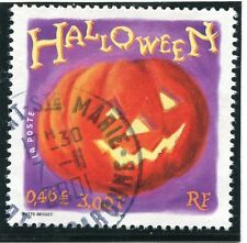 TIMBRE FRANCE OBLITERE N° 3428 HALLOWEEN /  Photo non contractuelle