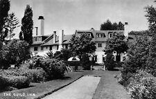 Scarborough Ontario Canada 1957 RPPC Real Photo Postcard Guild Inn & Gardens