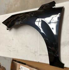 FORD FOCUS 2008-2011 N/S (LEFT) FRONT WING PAINTED PANTHER BLACK - NEW