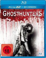 GHOSTHUNTERS 3D Blu ray ( includes 2D version ) ( NEW )