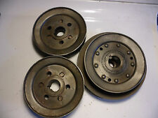 "Haban 60"" Deck Center Pulley & Two Outer Pulleys Cub Cadet Super SGT"