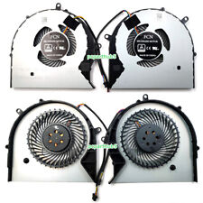 New Asus FX63V FX63VM FX63VM7300 FX63VM7700 FZ63VD FZ63VM CPU & GPU Cooling Fan