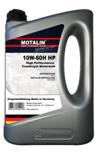 Motalin 10W-60 HP Racing - Mazda MX5 - Motoröl  - Made in Germany - 5 Liter