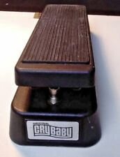 Cry Baby Dunlop - Original With Box