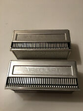 Lot of 2 Vintage Airequipt Automatic Slide Magazines