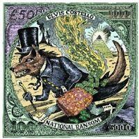 "ELVIS COSTELLO ""NATIONAL RANSOM"" CD NEU"