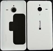 SCOCCA posteriore per Nokia Lumia 640 xl bianco back cover copri batteria