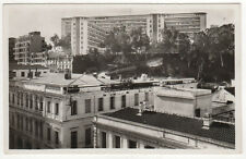 ALGIERS ALGERIA RPPC RP Real Photo Postcard ALGER Government Building AFRICA