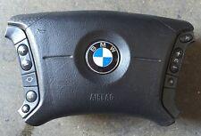 BMW X5 00-06 E53 E39 528i E46 328i 4 Spoke Driver Steering Wheel Air  bag OEM