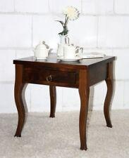 Massivholz Nachttisch Nachtkonsole Beistelltisch 50x48 - Holz massiv kolonial
