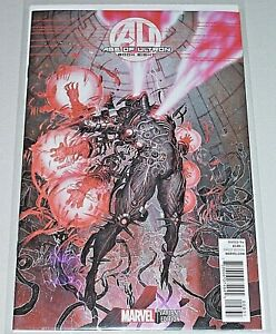 Age Of Ultron #8! (2013) Rare Rock-He Kim 1-in-25 Variant! NM!
