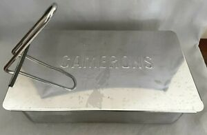 Cameron's Single Rangetop Smoker