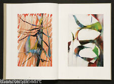 KATHARINA GROSSE: Eat, Child, Eat! Sprayed Color Explosions 2011 HC Book **NEW**
