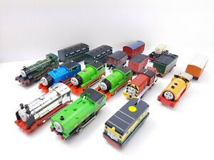 Thomas The Train & Friends Trackmaster Motorized Lot Trains Engines & Cars