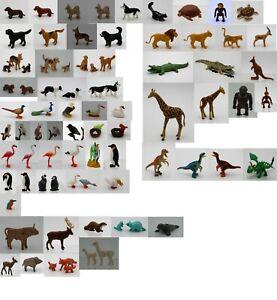 PLAYMOBIL-Figuren Tiere & Zubehör Aussuchen:  Pferde, Vögel, Zubehör