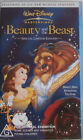 WALT DISNEY MASTERPIECE  'BEAUTY AND THE BEAST'  (VHS Video) New & Sealed