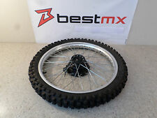 "1997 Honda XR 200R Front Wheel 21"" - Free Shipping"