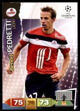 Panini Champions League 2011-2012 Adrenalyn XL Benoit Pedretti Lille
