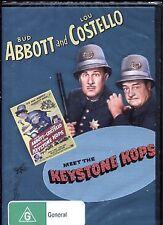 Abbott And Costello Meet The Keystone Kops (DVD, 2019)