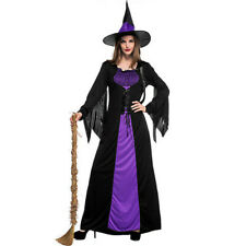 IMPORTED FROM U.S. WITCH WITH HAT COSTUME COSPLAY - One Size