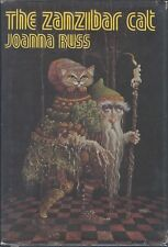 The Zanzibar Cat by Joanna Russ from Arkham House 1st Edition 1983 Good