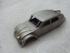 DANBURY MINT CLASSIC 1935 TATRA 77 PEWTER MODEL CAR