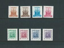 Thailand Scott # 373-380 (Malaria Eradication) Mnh