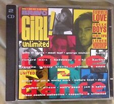Bravo Girl Unlimited (1994) Guns n' Roses, George Michael, Roxette, Ric.. [2 CD]