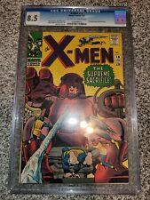 X-Men #16 CGC 8.5 (3rd App Sentinels)