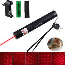 10miles Laserpointer rot Präsentation 1mw 650NM 303 Laserlicht sichtbarer Top DE