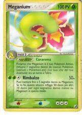 CARTA POKEMON  - MEGANIUM - 9/115 - 100 PV - RARA - IN ITALIANO