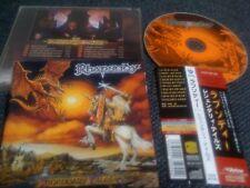 RHAPSODY / Legendary Tales /JAPAN LTD CD OBI