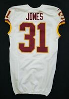 #31 Matt Jones of Washington Redskins NFL Locker Room Game Issued Jersey