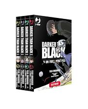DARKER THAN BLACK 1 2 3 4 COMPLETA CON COFANETTO - J POP  MANGA - NUOVO